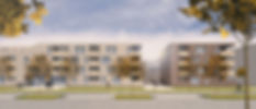 Visualisirung Carre Quatre Maisons