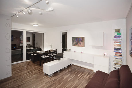 Studio Appartement Innenraum