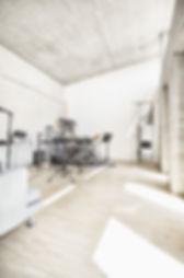 Anbau Musikzimmer Sichtbeton Brettschalungsoptik