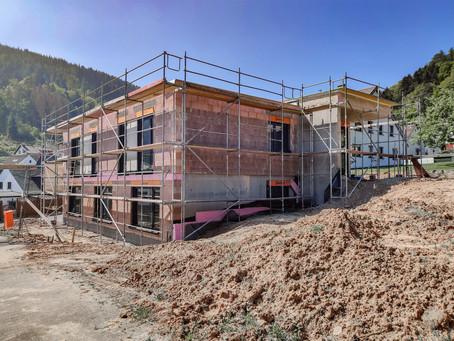 Wie kann eine Baustelle in Zeiten von Corona  funktionieren ?
