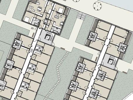 Wie berechnet man die Wohnfläche eines Hauses oder einer Wohnung?