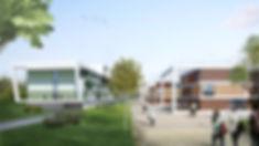 Wettbewerb BU11 Tarforst Trier Visualisierungen