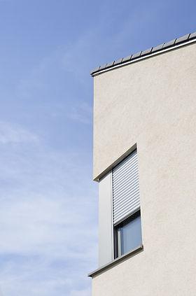 Detailansicht Dach