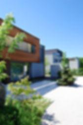 Villa japanischer Garten