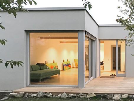 """Tiny-Gartenhaus: """"Weniger ist manchmal mehr"""""""