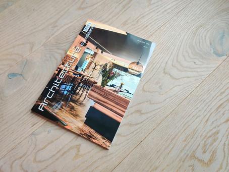 Einfamilienhaus in Mehring. In der aktuellen Herbstausgabe 2020 -  Architecture Européenne