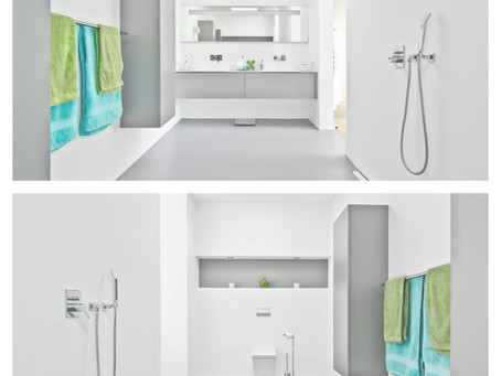 Cleaner Schick im Bad - LESS IS MORE