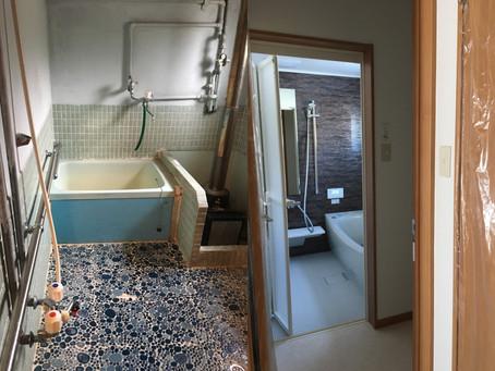 バスルームBefore&After
