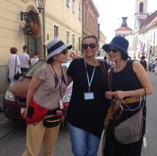 City tour of Zagreb