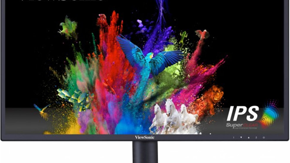"Viewsonic VA2719-SH 27""Full HD LED Widescreen VGA/HDMI IPS Monitor"