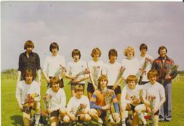 M.S.V. '71'-B2 kampioen seizoen 1977-78