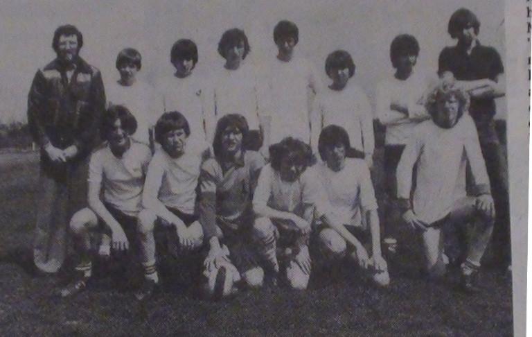 M.S.V.'71-B2 Seizoen 1977-1978 Kampioen