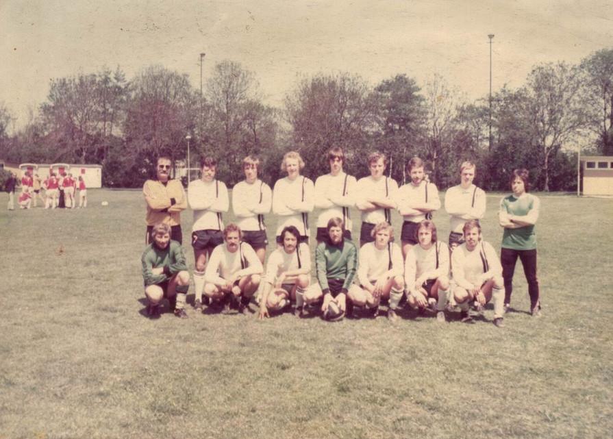 M.S.V.'71-1 Seizoen 1977-1978 Kampioen