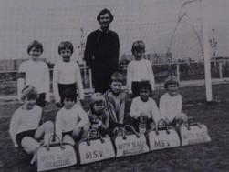 M.S.V.'71-F team Seizoen 1978-1979