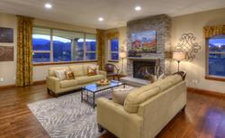 Loran Living Room Night