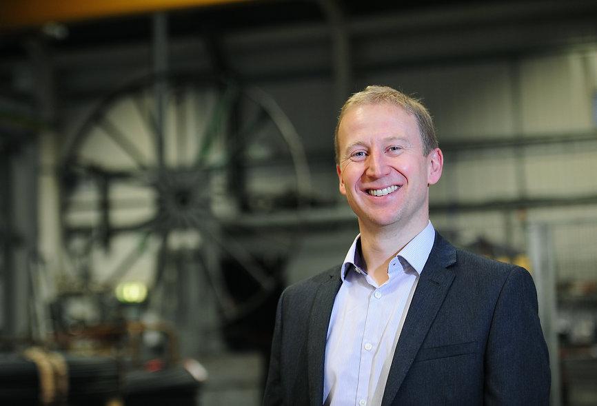 Michael Gibbs, Managing Director, Europe