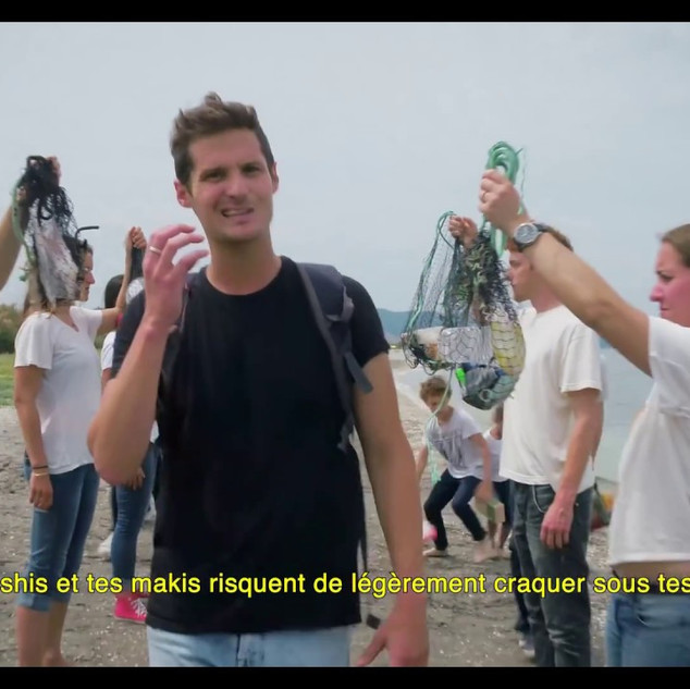 Clip Plastique - Le Grand Saphir