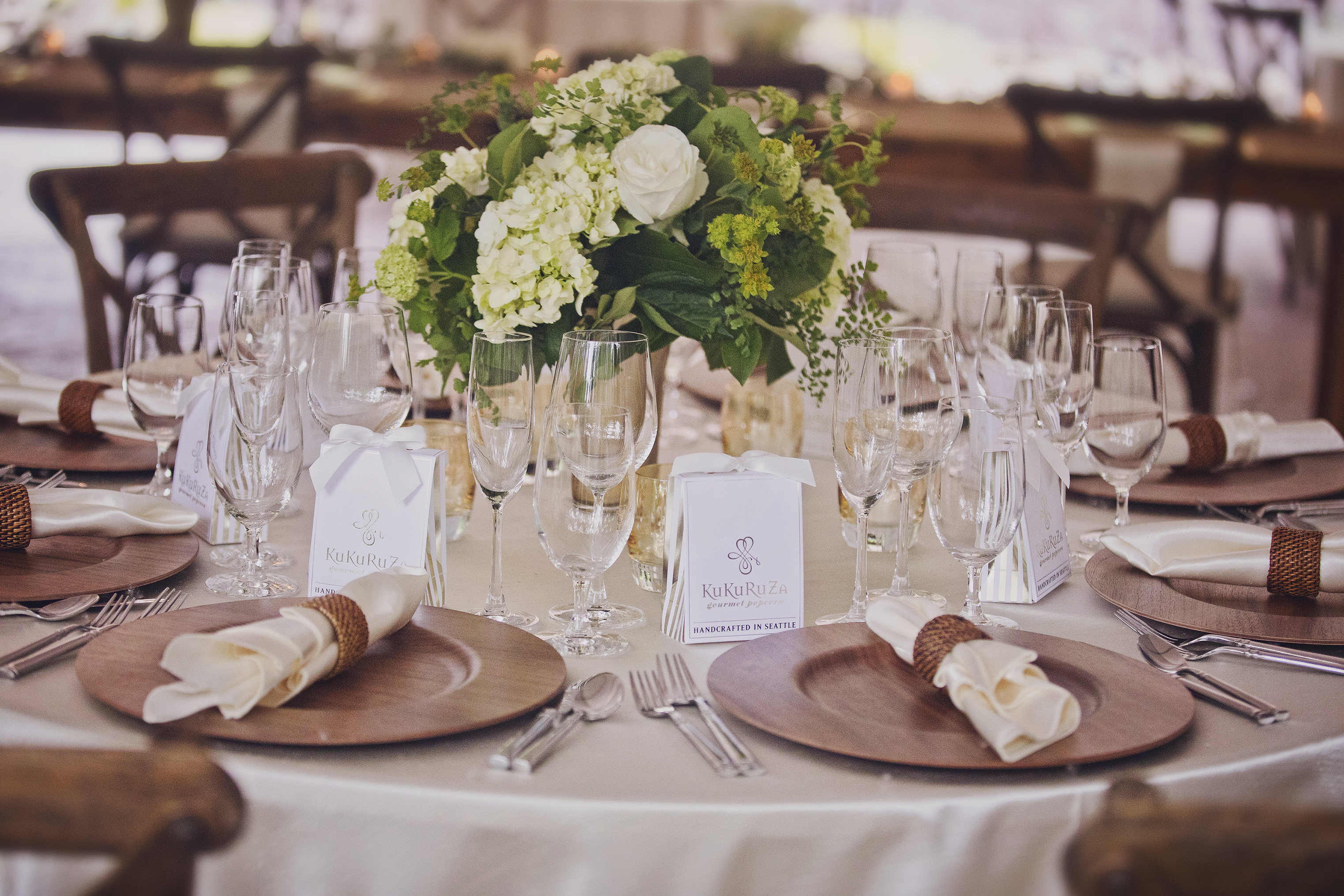tables cape place setting gs wedding photo