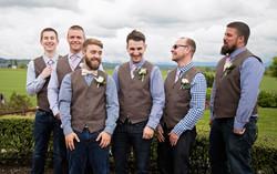 groomsmen funny photo