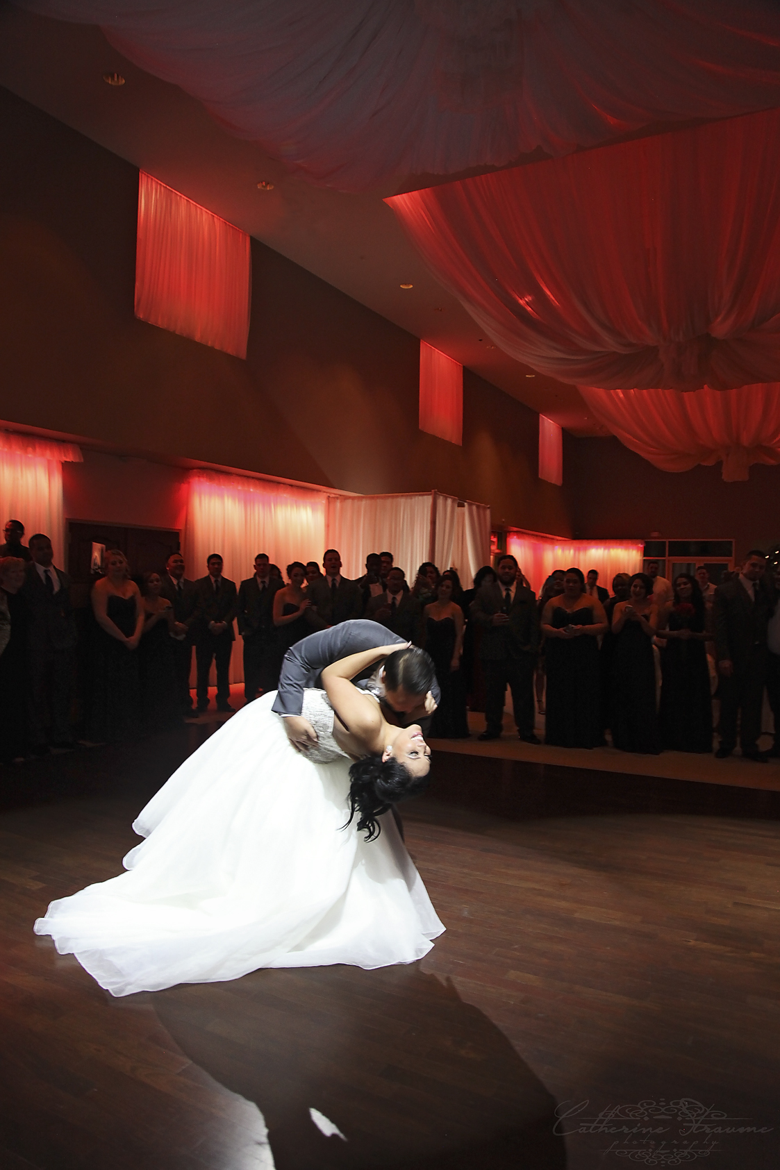 dip first dance photo