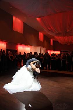 dip first dance photo