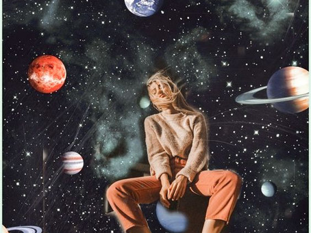 Somos co-criadores da realidade. Criamos o que queremos junto com o universo.