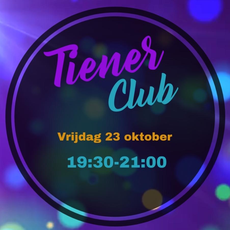 Tienerclub 23 oktober