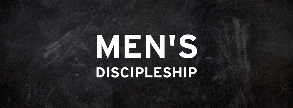 Discipelschap voor mannen