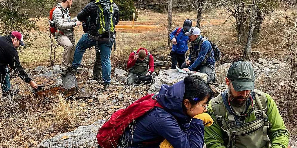 Field Navigation Clinic with Pack Rat Outdoor Center