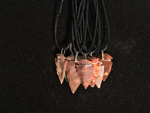 Arrowhead Necklace