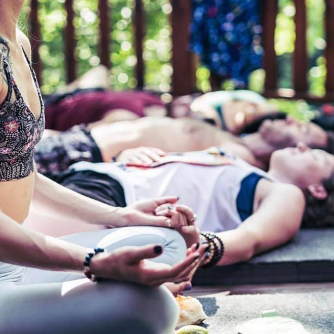Mother's Day Yoga and Nature Retreat with Sacred Life Yoga