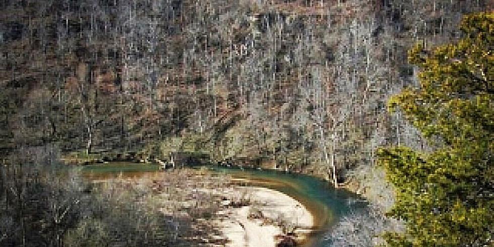Kings River Overlook & Eagles Nest Falls Hike