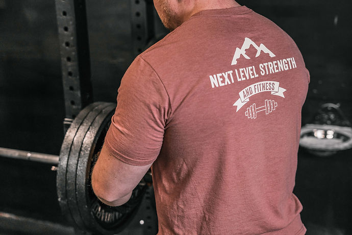 Next Level Strength and Fitness powerlif