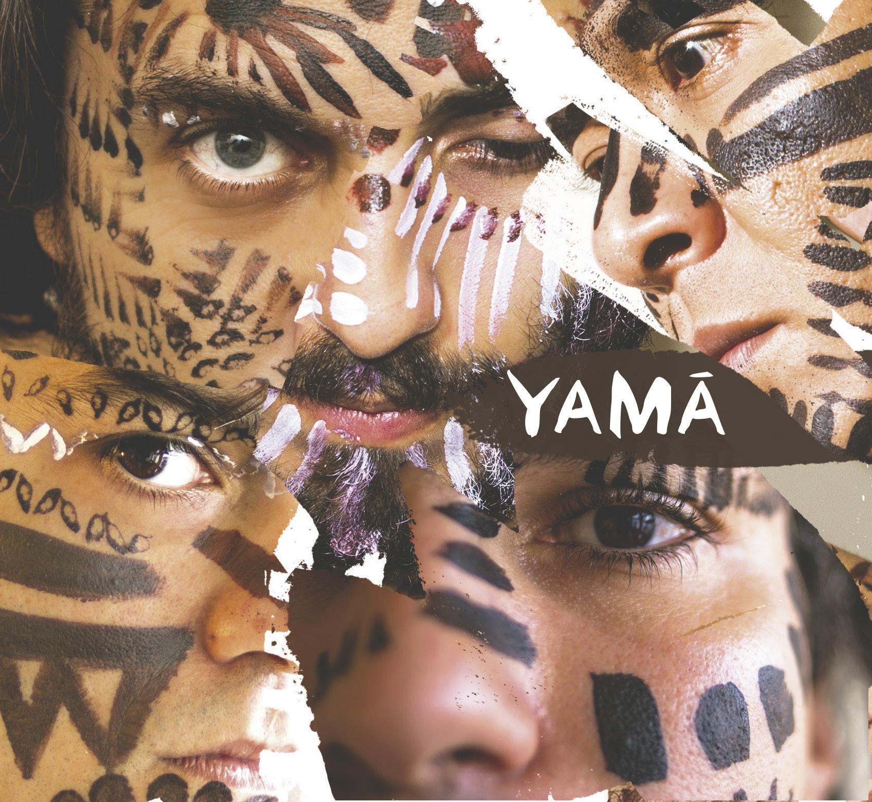 Primeiro album Yamã