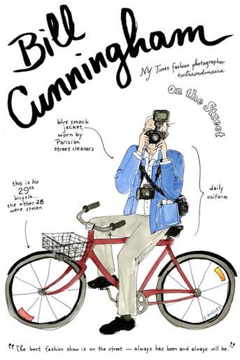 """""""Najbolja modna predstava je na ulicama. Uvijek je bila i uvijek ce biti."""" Bill Cunningham"""