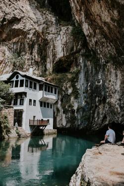 Blagaj, Bosnia & Herzegovina