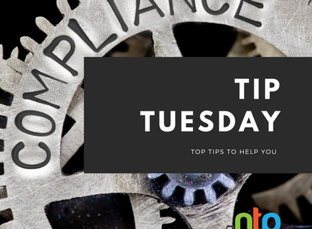 Tip Tuesday - Our tip of the week!
