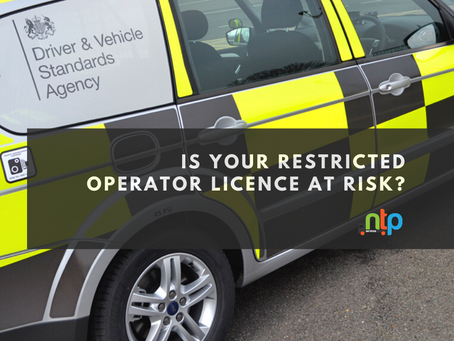 Is Your Restricted Operator Licence at Risk?