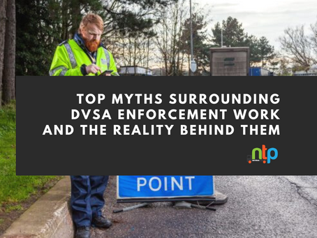 Top myths about DVSA roadside enforcement