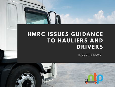Attending an inland border facility - Information for heavy goods vehicle hauliers or drivers
