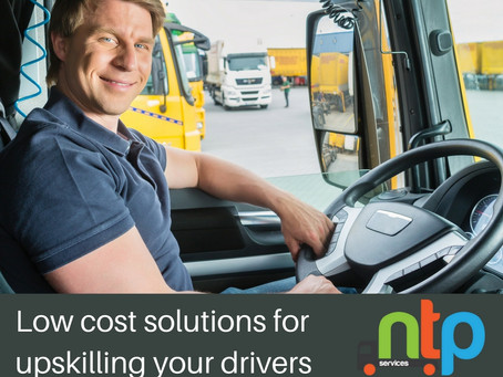 Low cost solutions for upskilling your drivers