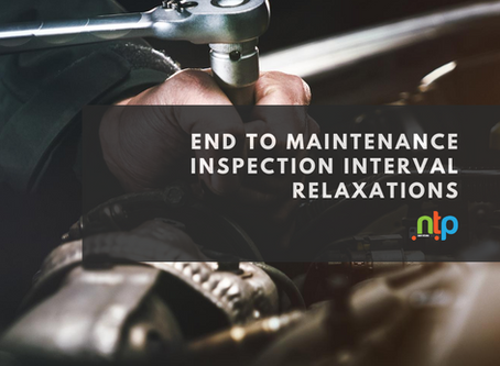 End to maintenance schedule relaxations in Traffic Commissioners COVID-19 advice update