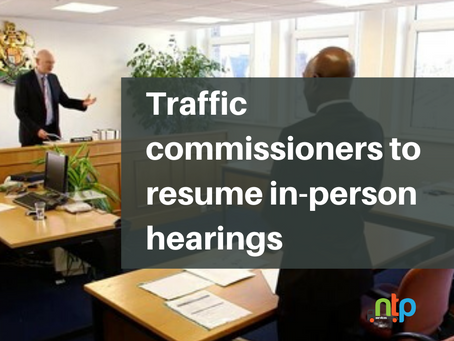 Physical attendance at public inquiries and other hearings are due to resume