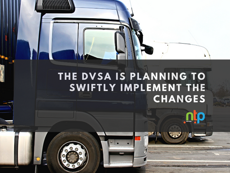 DVSA reveals changes to Driver CPC