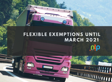 Heavy vehicle exemptions – trailers and PSVs updated guidance