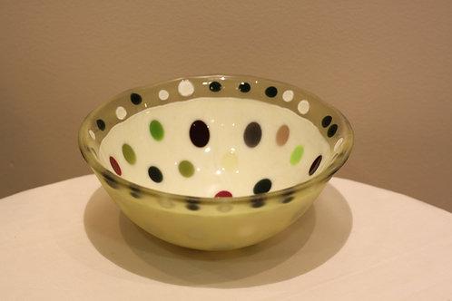 Dots bowl medium
