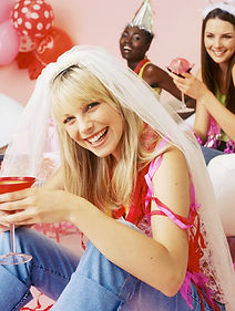 Bridal Shower, Bachelorette Pleasure Party by Romantic nights for two