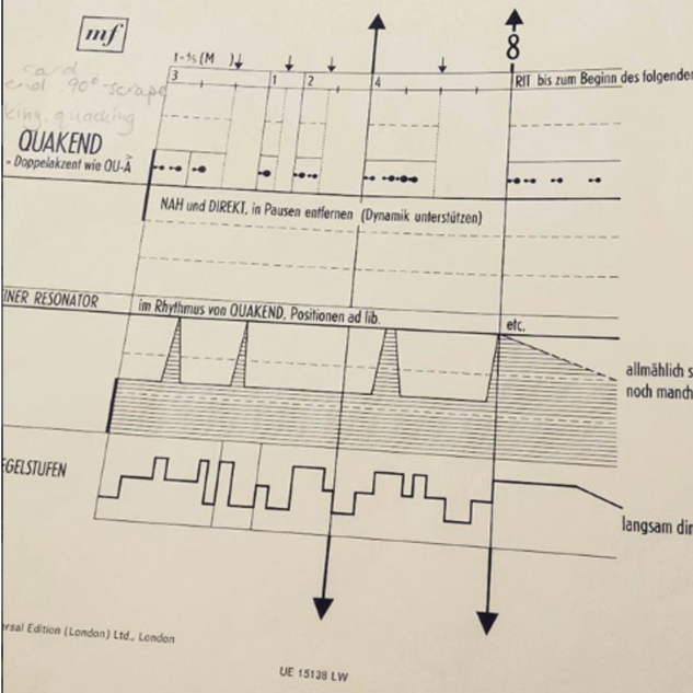 Karlheinz Stockhausen - Mikrophonie 1