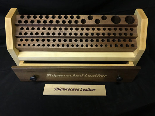 Leathermaking Tool Stand