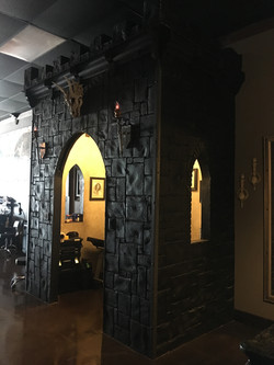 Black Tower Private Booth